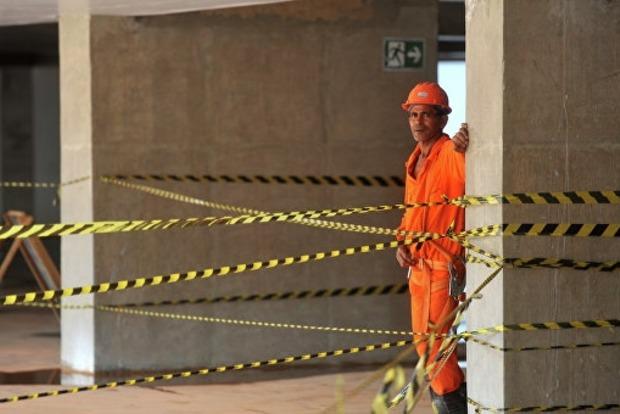 Каждый второй украинский заробитчанин занимается ремонтом или строительством