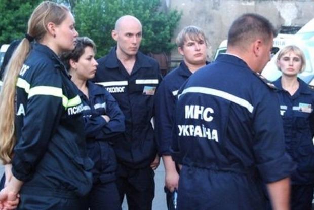 В детской больнице Тернополя произошел пожар, эвакуировали 91 человека