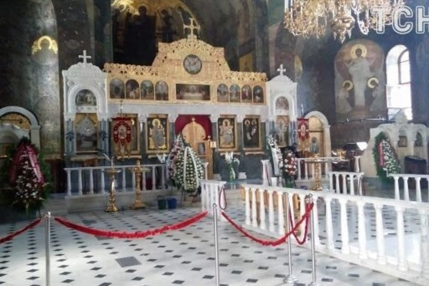 В Киеве похоронили экс-регионалку Ирину Бережную