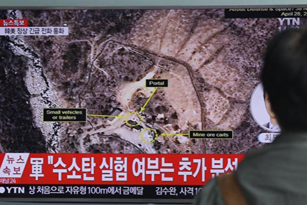 Названо дату закриття ядерного полігону в КНДР