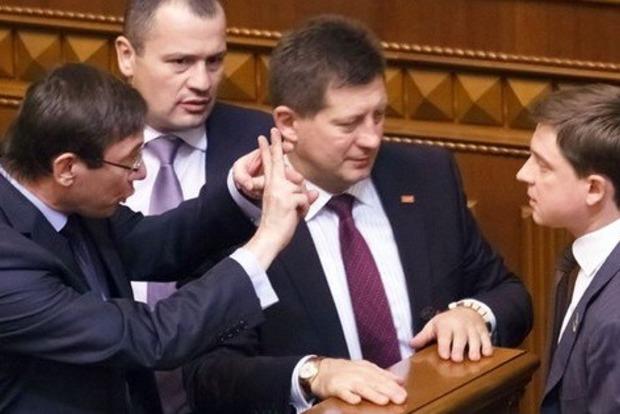 Довгий vs Луценко: Нардеп считает дело личной местью, напомнив о старых драках с Черновецким