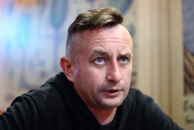 Жадан получил престижную премию имени Василия Стуса