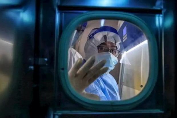За сутки в Украине от коронавируса скончалось рекордное количество людей