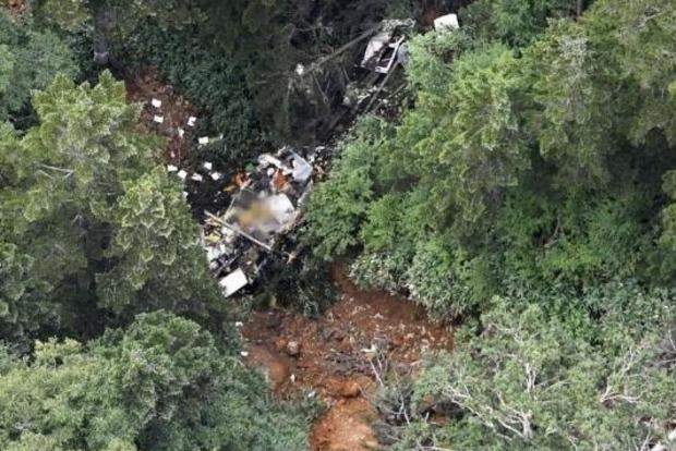 В Японии разбился вертолет: погибли девять человек