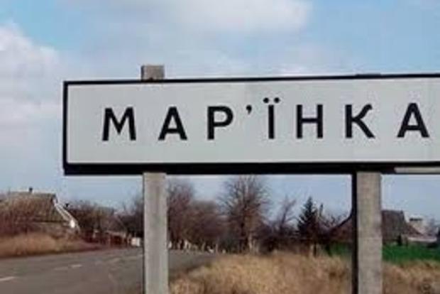 Террористы обстреляли КПВВ «Марьинка»