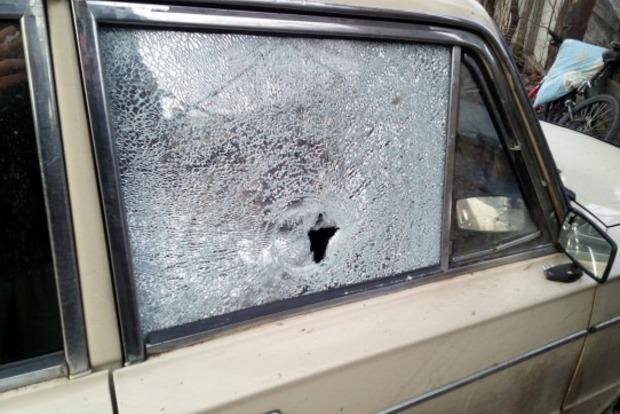 ОБСЕ: В Донецке боевики обстреляли авто местного жителя