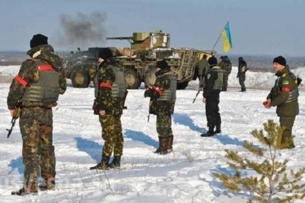 Боевики значительно снизили количество обстрелов украинских позиций— Штаб АТО