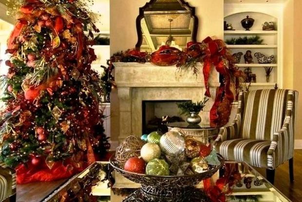 Чтобы стать счастливым, дом нужно наряжать к Новому году уже сейчас