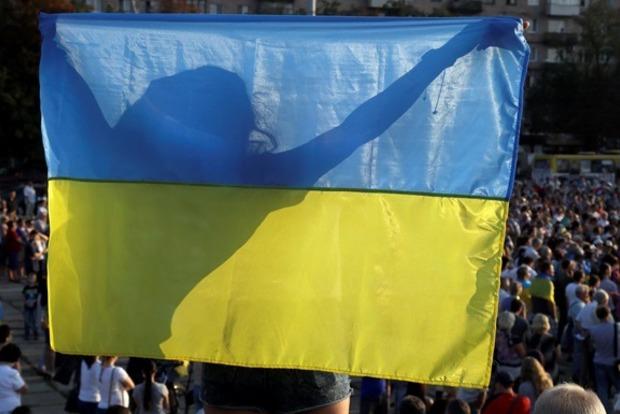 В оккупированном Крыму патриоты Украины отпраздновали День флага