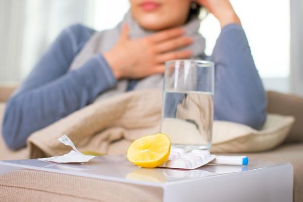 В Киеве уровень заболеваемости гриппом и ОРВИ снизился на 23,8%