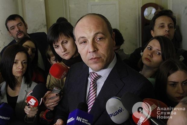 Парубий: Боевые действия на Донбассе активизируются в августе-сентябре