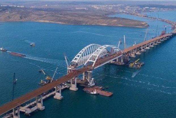 Не дождались - кто перебежал дорогу Путину на Керченском мосту