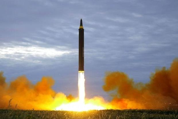 Пентагон рассказал, куда упала ракета Северной Кореи