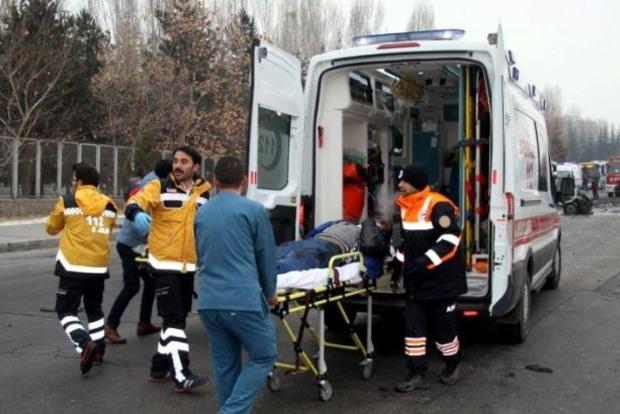 Теракт в Турции: количество раненых выросло до 55 человек