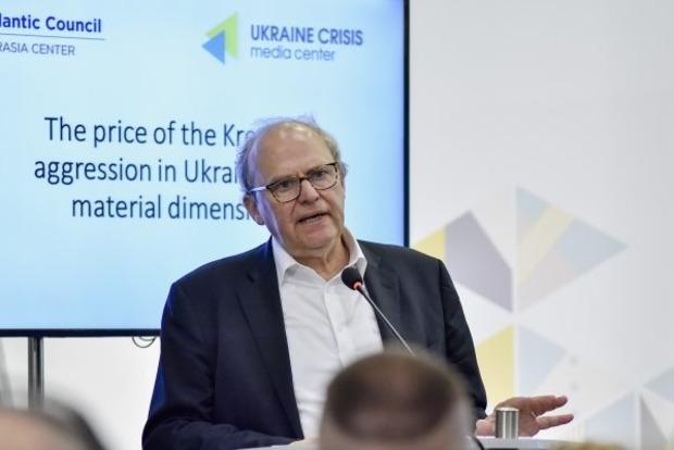 Названо суму втрат України в результаті анексії Криму та окупації частини Донбасу