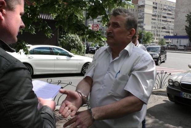 В Киеве задержаны вымогатели, требовавшие $1,3 млн для генпрокурора. Фото