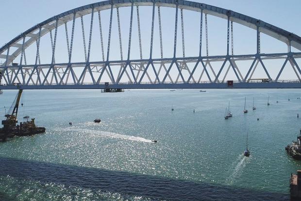 Google прозрел: сервис нанес на свои карты Крымский мост