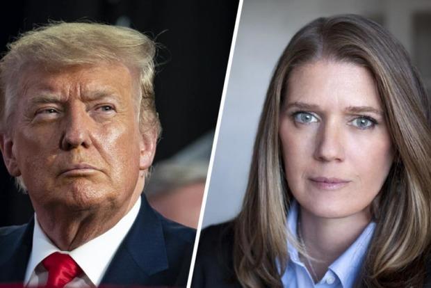 Племянница Трампа подала на него в суд, не смотря на то, что он президент