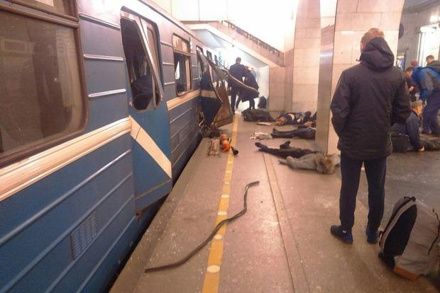 В России задержали предполагаемого организатора теракта в метро Питера