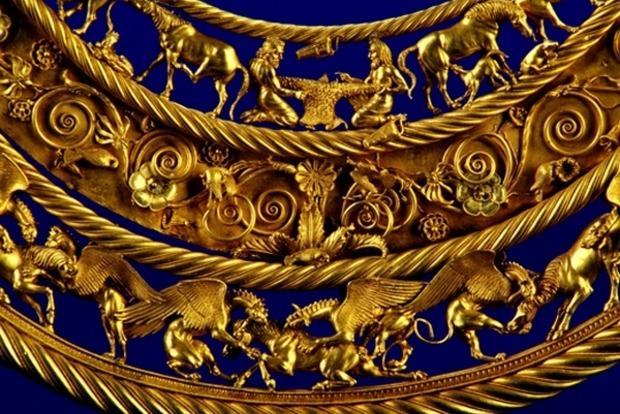 Суд Амстердама обязал Украину компенсировать 111 тыс. евро за хранение «скифского золота»