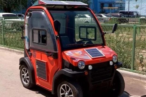 В Казахстане создан электромобиль стоимостью всего $200
