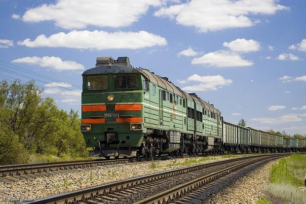 Сбитый поездом россиянин ушел с места происшествия