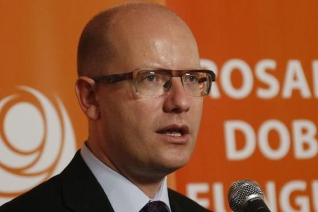 Правительство Чехии уходит в отставку