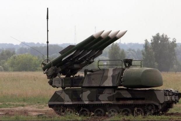 Украина проведет вблизи Крыма стрельбы из ЗРК