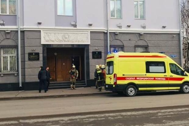 В России у здания ФСБ прогремел взрыв. Есть погибшие