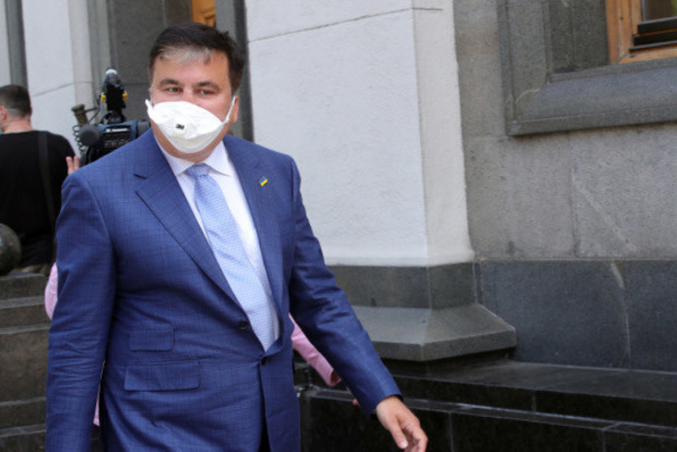 Пресс-секретарь Саакашвили прокомментировала болезнь своего шефа