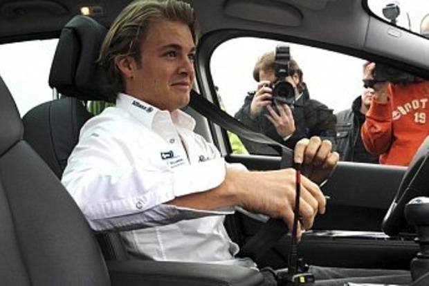 Формула-1: Новым чемпионом стал Росберг