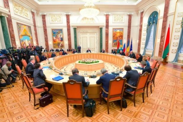 ТКГ в Минске договорилась о прекращении огня на Донбассе с 25 августа