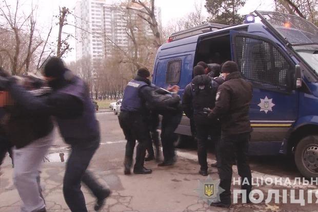 В Одессе титушки избили сотрудников исполнительной службы