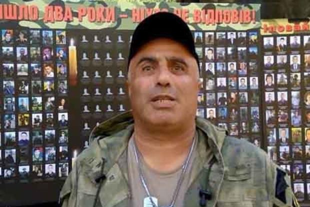 СБУ вновь задержала в Украине Вано Надирадзе