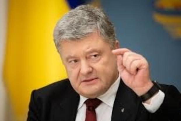 Порошенко сказал, что знает, чего хотят украинцы