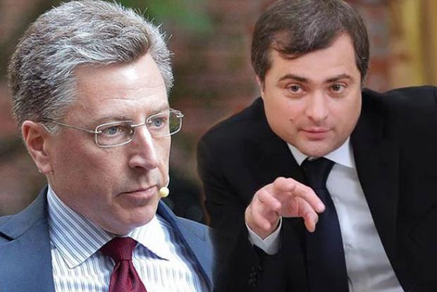 Переговори Волкера і Суркова: концепції миру на Донбасі дуже різні