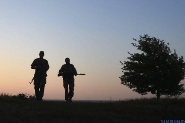 На Донбассе за сутки ранены пятеро военных, один пропал без вести
