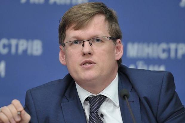 Розенко не подтвердил сообщения о  воскресном внеочередном заседании Кабмина