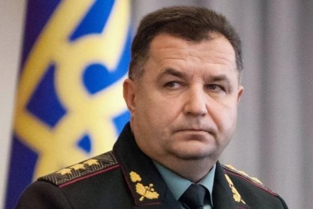 Министр обороны принял отставку Пушнякова