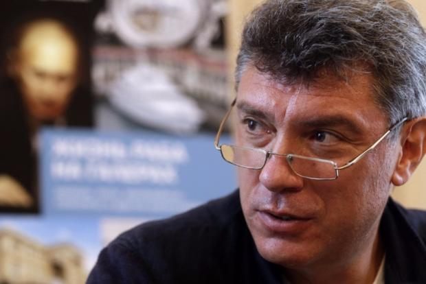 В Киеве могут появиться памятник Борису Немцову и одноименный сквер