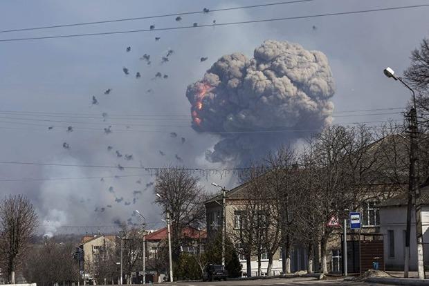 В Балаклее сгорело боеприпасов на $1 млрд – нардеп
