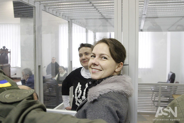 Герой Украины хочет взять Савченко на поруки