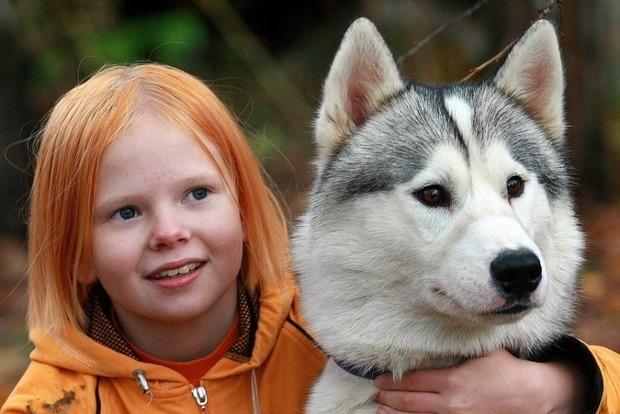 Собака в доме спасет ребенка от опасной болезни