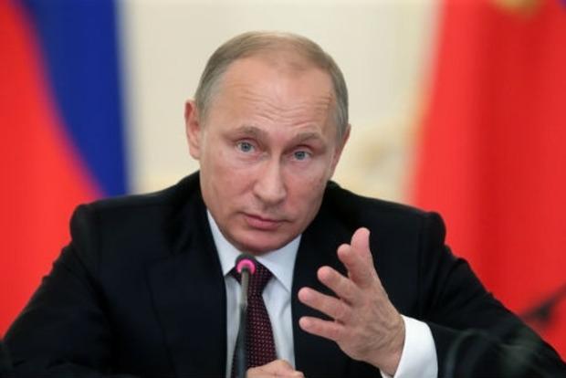 Путин объявил о прекращении огня в Сирии