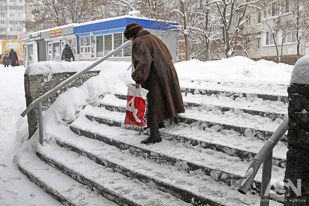 Погода навторник: дожди смокрым снегом