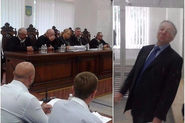 Апелляционный суд освободил из-под стражи Лавриновича сразу после заседания