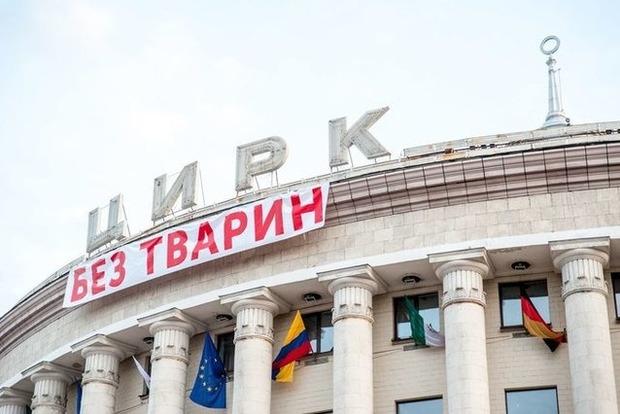 Зоозащитники показали жуткие условия содержания животных в Национальном цирке Украины