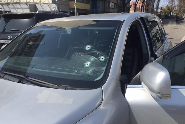 Кива рассказал, кого расстреляли сегодня днем в Киеве