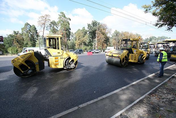 В Киеве ограничат движение с Троещины до метро «Черниговская»