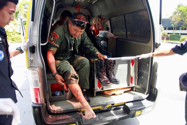 Взрывы самодельных бомб в Таиланде: погибли два человека